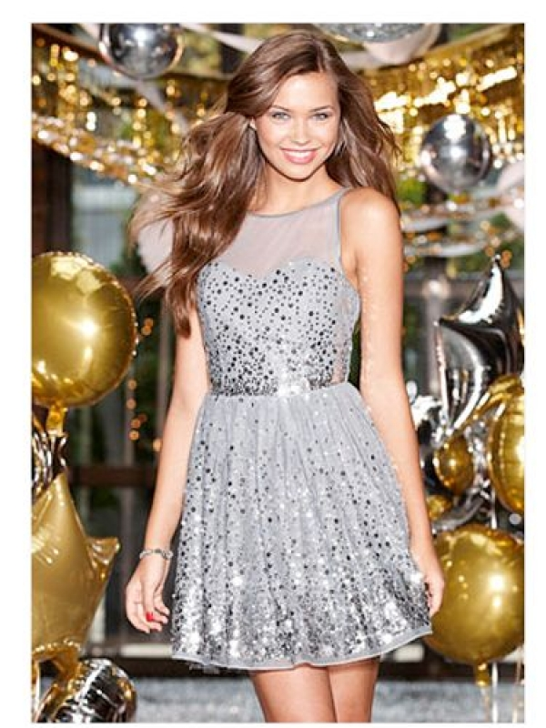 Eye Catching Party Dresses For New Year