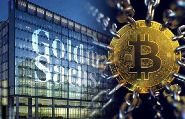 Goldman Sachs: Bitcoin alternativo al rame, non all'oro
