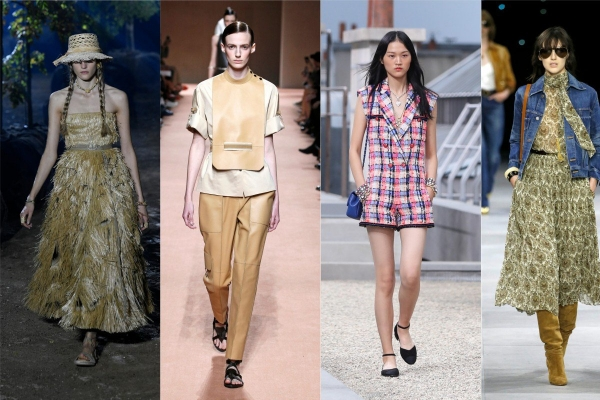 Spring 2020 Start.The Spring 2020 Trends Of Paris Fashion Week Industry Global