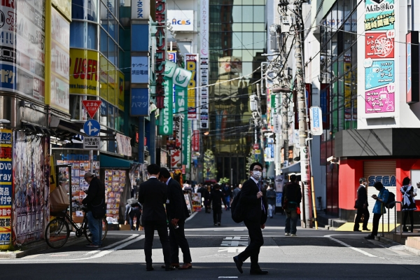 Tokyo covid19